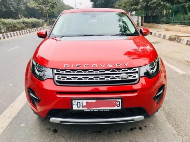 Land Rover Discovery Sport HSE Petrol 7-Seater 2017