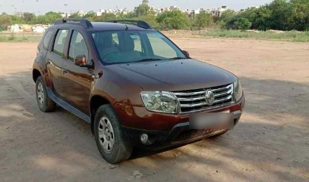 Renault Duster 85 PS RXL 2015