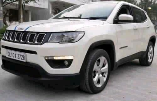 Jeep Compass Longitude 2.0 Diesel 2017