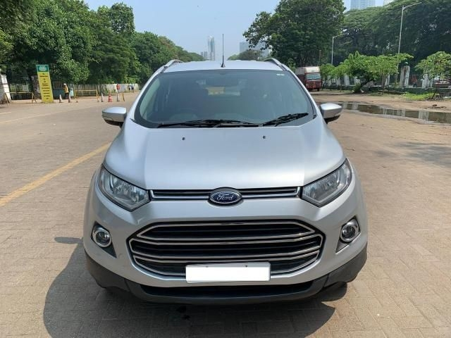 Ford EcoSport Titanium + 1.5L Ti-VCT AT 2016