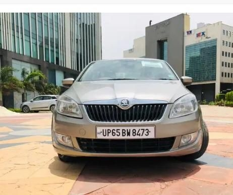 Skoda Rapid 1.5 TDI CR Ambition AT 2015