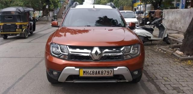 Renault Duster 110 PS RXZ 2016