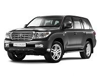 Toyota Land Cruiser Lc200 Vx 2017