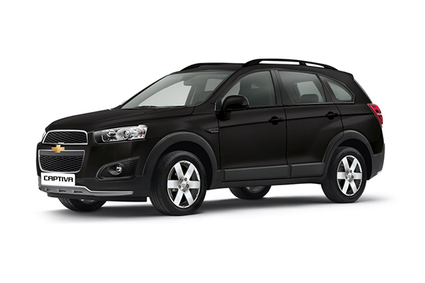 Used Chevrolet Captiva Price In Indiasecond Hand Car Valuation
