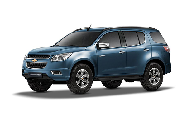 Used Chevrolet Trailblazer Car Price In India Second Hand Car