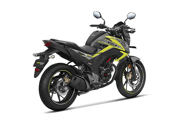 new honda cb hornet 160r check prices mileage specs. Black Bedroom Furniture Sets. Home Design Ideas