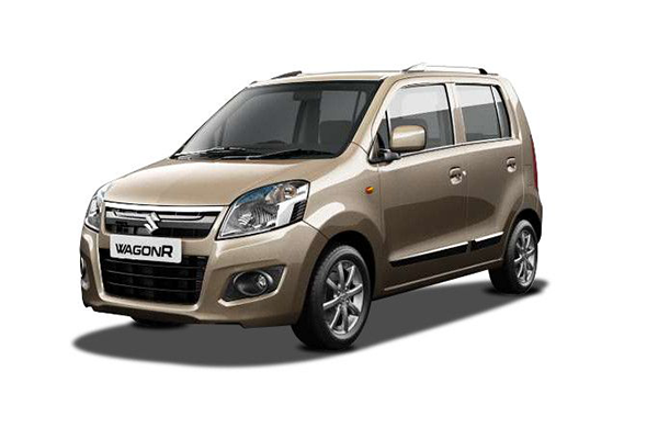 Used Maruti Suzuki Wagon R Car Price in India, Second Hand