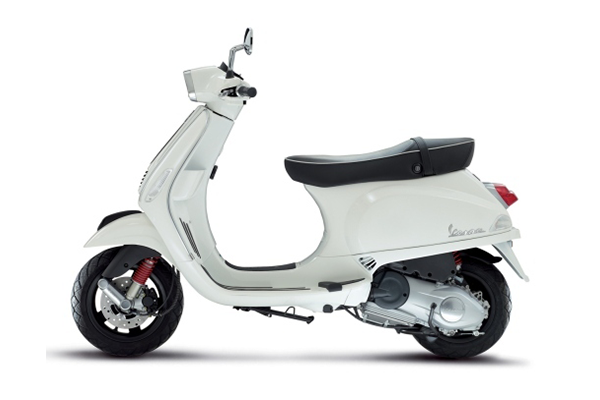 Vespa Scooter Models List In India