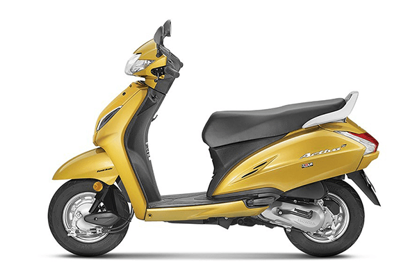 Used Honda Scooter Price in India, Second Hand Scooter Valuation