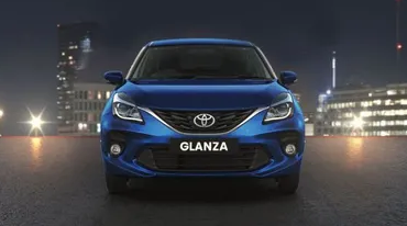 Toyota Glanza V AT 2019