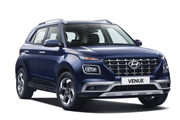 Hyundai Venue S 1.0 AT PETROL 2019