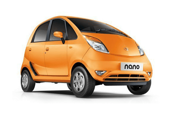 positioning of tata nano in india