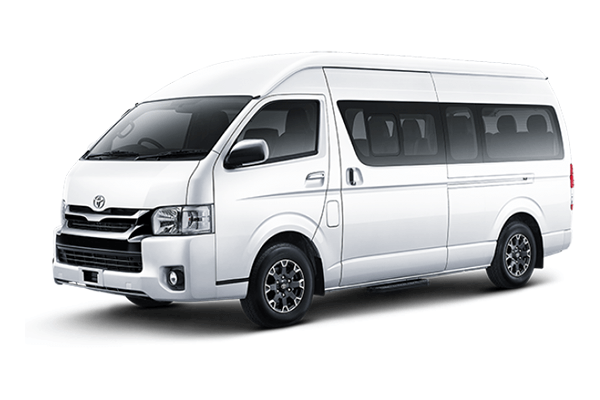 New Toyota HIACE Check Prices Mileage, Specs, Pictures