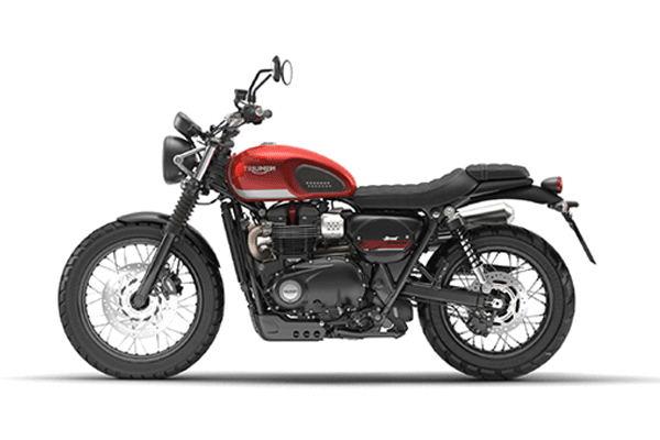 Triumph Street Scrambler 900cc Price In India